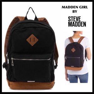 MADDEN GIRL BY STEVE MADDEN LARGE BACKPACK A3C